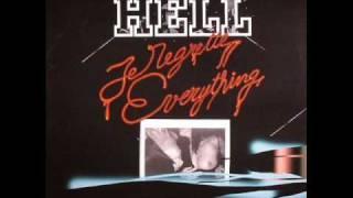 Hell ft. Billie Ray Martin - Je Regrette Everything (Superpitcher remix)