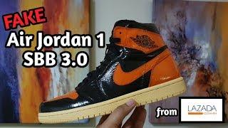 Fake Air Jordan 1 SBB 3.0 | Lazada.ph