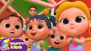 Playtime at School - +More Nursery Rhymes & Kids Songs - HappyKidsTV