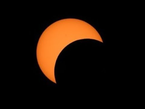 Nick Live Stream - 2017-08-21 Solar Eclipse from Montreal