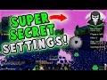 THE SUPER SECRET SETTINGS v3 CHALLENGE! ( Hypixel Skywars )