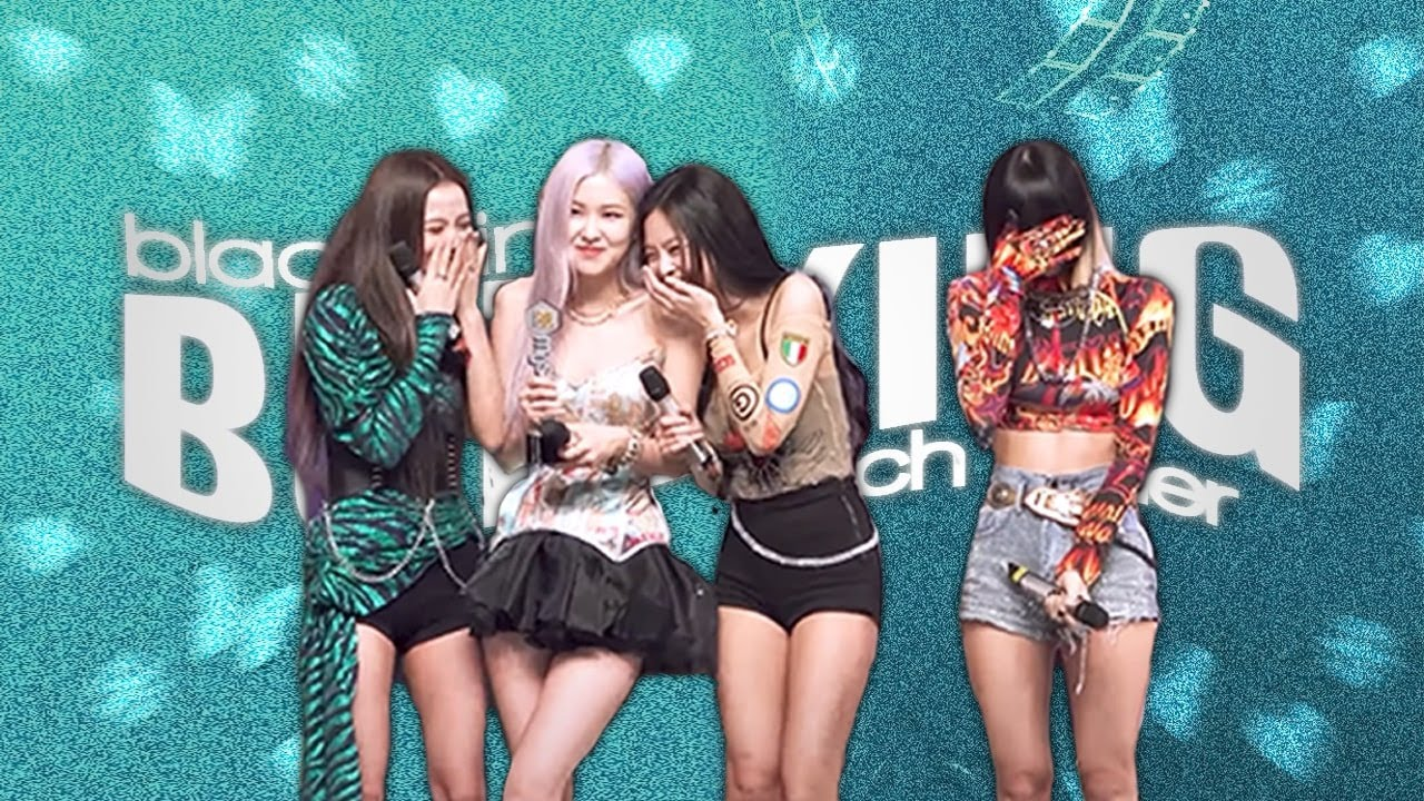 blackpink bullying each other