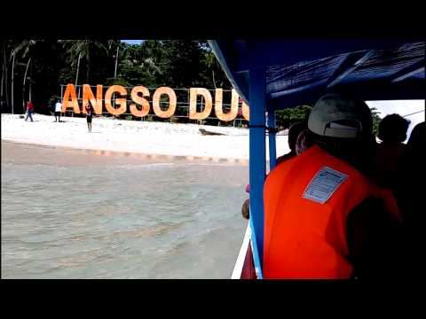 Short Documentary - The View of Pulau Angso Duo