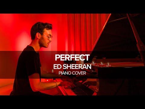 Ed Sheeran - Perfect (Grand piano cover) Alberto Tessarotto