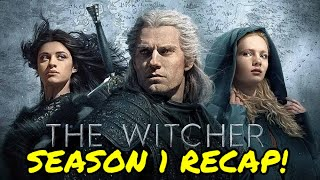 The Witcher Season 1 Recap