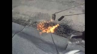 видео Кровельный материал Унифлекс