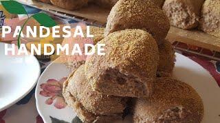 Easy to Make Pandesal   Filipino Bread Rolls