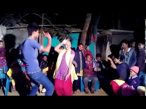 bangladeshi jhakanaka wedding dance at village gaye holud party