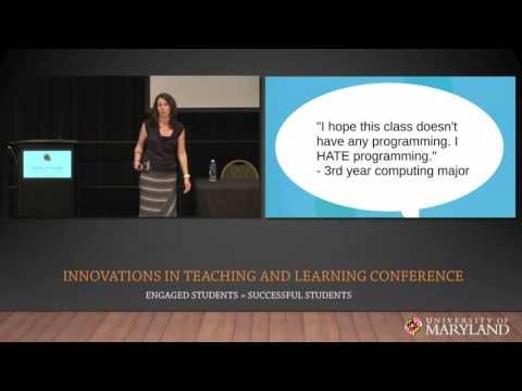 2016 Innovations in Teaching & Learning Conference - Keynote Presentation