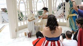 Katsucon 2018 - Proposal At The Disney Photoshoot