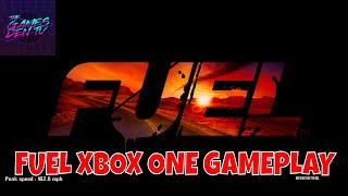 FUEL XBOX ONE Gameplay Backwards Compatible XBOX 360