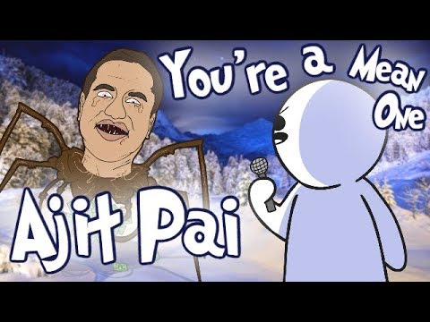 You're a Mean One, Ajit Pai (Full Parody/Christmas Special)