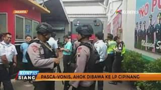 Video Ahok Ditahan di Rutan Cipinang download MP3, 3GP, MP4, WEBM, AVI, FLV Oktober 2017