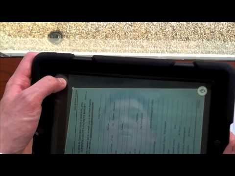 Tiny Scan_How to scan documents with your iPad