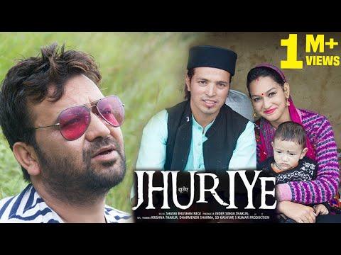 Latest Himachali Song | Jhuriye | Deepak Jandewa | Offical Video | Shashi Bhushan Negi | iSur