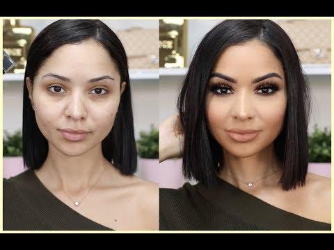 Full Coverage Glam With Affordable Brushes | Diana Saldana