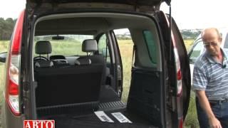 Тест-драйв Renault Kangoo Солли Плюс от Автопремьер