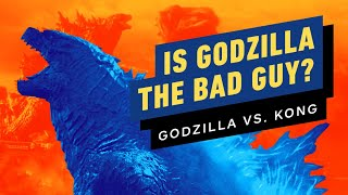 Is Godzilla The Bad Guy In Godzilla vs. Kong?