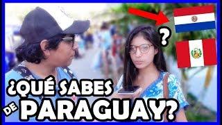 ¿Qué piensan de PARAGUAY los Peruanos? | Peruvian Life