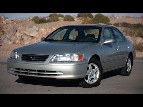 Wonderful 2001 Toyota Camry LE V6 Test Drive   Viva Las Vegas Autos