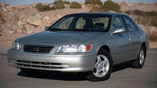 2001 Toyota Camry LE V6-Test Drive - Viva Las Vegas Autos