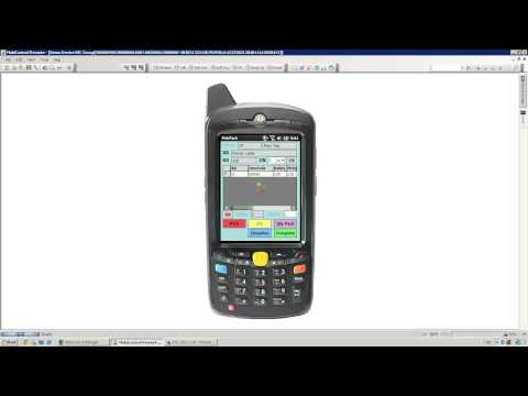 SBO4 PDA with scan picking of batch codes with SAP Business One