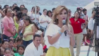 Gobernadora abre las puertas del Delfinario Sonora