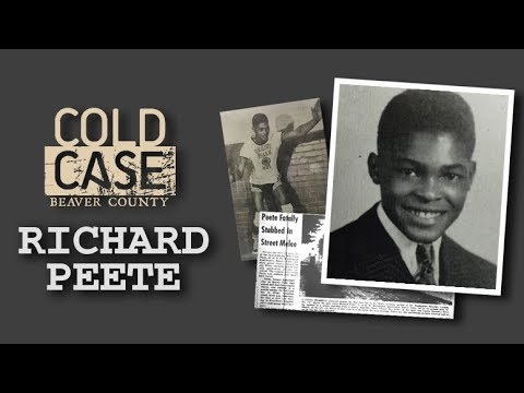Cold Case Beaver County - Richard Peete