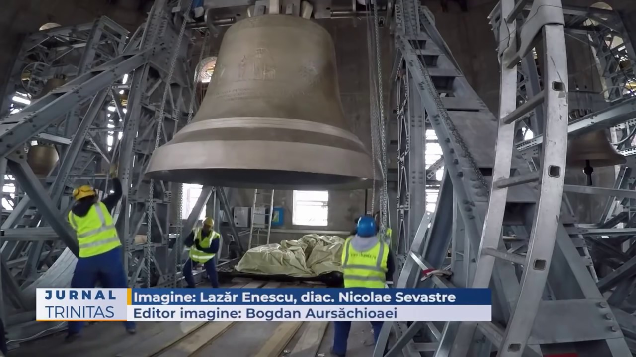 Biggest Ringing Churchbell Of The World Grassmayr