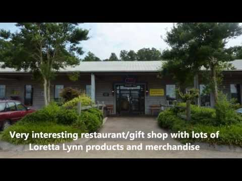 Loretta Lynn's Kitchen Restaurant and Dude Ranch Complex Overview - July 2013