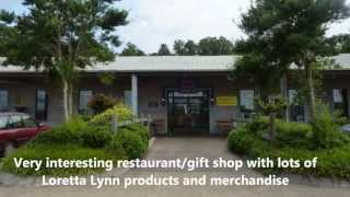 Loretta Lynn's Kitchen Restaurant And Dude Ranch Complex Overview - July 2013