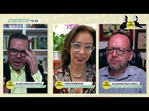 Entrevista a la Dra. Tania Rodríguez Mora en Los periodistas, de Sin Embargo Al Aire