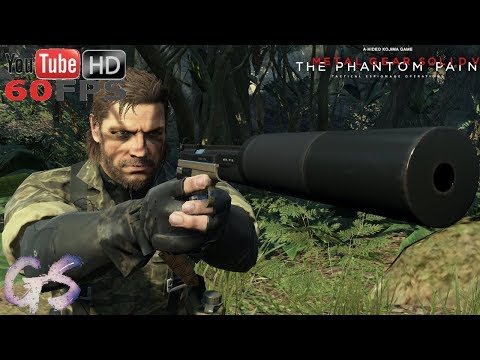 Virtuous Mission MOD I Metal Gear Solid V: The Phantom Pain