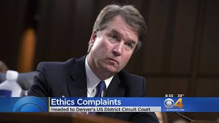 Federal Judges In Colorado Asked To Handle Kavanaugh Complaints