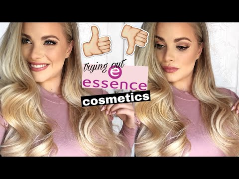 TRYING NEW ESSENCE COSMETICS | Jessica van Heerden