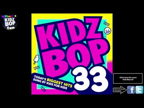 Kidz Bop Kids: Cant Stop the Feeling