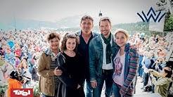 Wilder Kaiser Bergdoktorfantag Mai 2018 | Ellmau begeistert