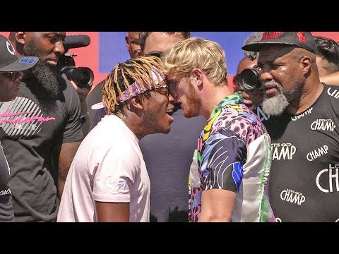 CRAZY!! KSI Vs. Logan Paul 2 - FULL PRESS CONFERENCE | Matchroom Boxing USA