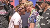 CRAZY!! KSI vs. Logan Paul 2 - FULL PRESS CONFERENCE   Matchroom Boxing USA