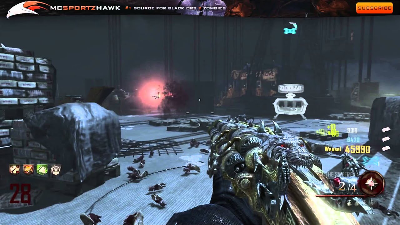 Black ops map pack 3 release date