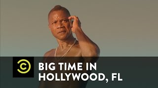 Cuba Gooding Jr. Comes to Big Time