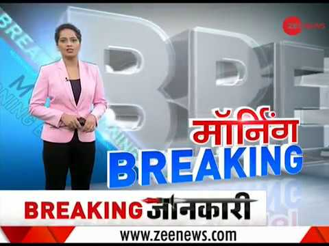 Morning Breaking: Congress claims of EVM tampering in Rajasthans Bharatpur