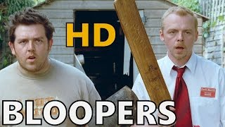 Shaun of the Dead - Bloopers / Gag Reel | (HD)