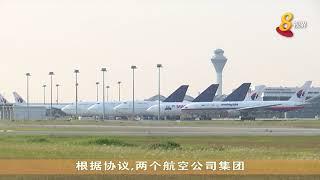 新航与马航达成协议 将共享更多航线航班号