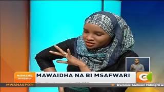 Bi Msafwari: Mavyaa hujenga au hubomoa?
