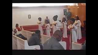 DOMINION &  POWER FLC PRAISE DANCERS 0001