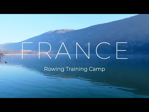 Rowing in France | Cambridge University