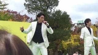 2016年11月23日大阪城公園ふれあい広場で OBCラジオ祭り10万人のふれあ...