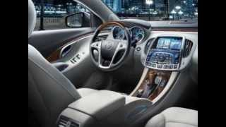 Buick LaCrosse (2010) Launch