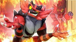 INCINEROAR IS BROKEN || Smash Bros. Ultimate Montage